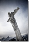 Mountain Crucifix